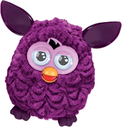 Purple Furby