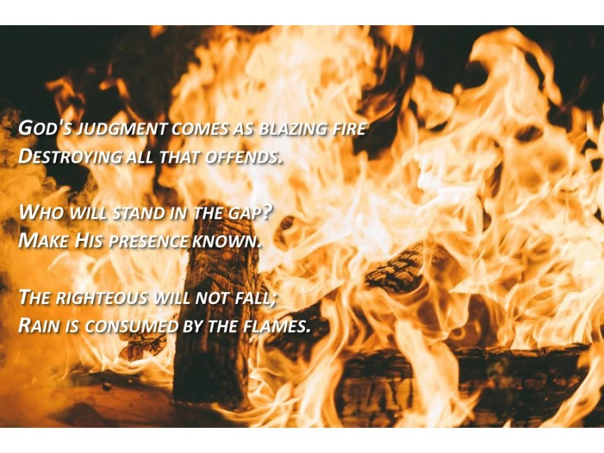 Judgment Fire